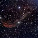 Nebulosa Crescent,                                gioveluna