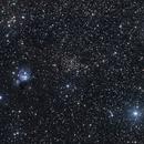 NGC 7129 Reflection Nebula (Cepheus),                                CatusseD
