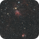 IC 417 Bright Nebula in Auriga,                                Elmiko