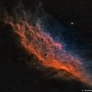 NGC 1499 - California Nebula,                                Prath Pavaskar