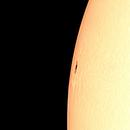 Sunspot on the Edge,                                Steve Lantz