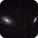 Bode's Galaxy and the Cigar Redux,                                Charlie Prince