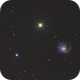 Messier 99, St. Katherine's Wheel,                                Madratter