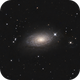 M63 - The Sunflower Galaxy,                                pmumbower