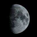 Lune gibbeuse (71%),                                Cyril NOGER