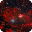NGC 6357 - the lobster,                                Andrew Lockwood