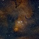 Cone Nebula,                                gmehal