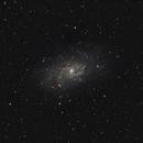 M33 Triangulum Galaxy 20200918 14280s 01.6.3,                                Allan Alaoui