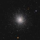 M13 • Hercules cluster,                                Mikael De Ketelaere