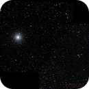 Mosaic attempt of Devil's Mask (NGC 6769, 6770, 6771), and the star cluster NGC 6752,                                chaosrand