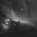 Horse Head & Flame Nebula,                                Ryan