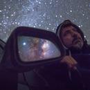 Milky May over side mirror - Single Shot,                                Mehmet Ergün