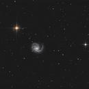 M99  T 250 f/4  /  ATIK ONE  /  AZEQ6,                                Pulsar59