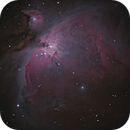 M42 Orion Nebula,                                Roland Schliessus