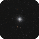 M13 - QHY268M first light,                                rhedden