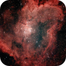 Heart of the Heart IC1805,                                WAskywatcher