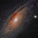 M31 - Galaxia de Andrómeda,                                Aniceto Porcel