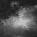 150PDS First Light - Eagle Nebula,                                Julien Lana