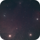 IC4605, IC4603, and M4 - Antares region,                                Ian Dixon