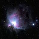 M42 Orion Nebula,                                Eric Stewart