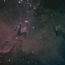 Eagle Nebula w/2.5x Powermate,                                Ryan Betts