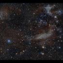 Unnamed molecular cloud in Camelopardalis,                                Göran Nilsson