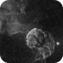 IC443 Jellyfish nebula in Ha,                                Jean-François Dou...