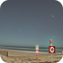 Assateague Island Nightscape #2,                                JDJ