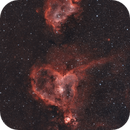 Heart and Soul Nebulae,                                Dan Gallo