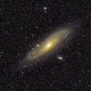 M31 -  Andromeda Galaxy,                                Ronan Hunt