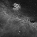Sh2-292 in Ha,                                Deep Sky West (Lloyd)