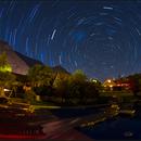 Circumpolar in Valle de Elqui-Chile,                                Lluis Romero Ventura