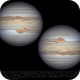 Jupiter 20 Jun 2019 - 12 min WinJ composite - 3/3,                                Seb Lukas