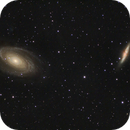 M81 and M82,                                wsg