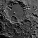 Albategnius Crater,                                Bert Scheuneman