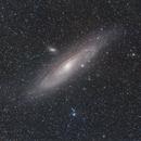 Andromedae Galaxy,                                Frigeri Massimiliano