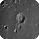 Bullialdus crater,                                Fábio