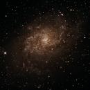 M33 Triangulum Galaxy,                                George Weaver