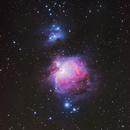 Nebulosa di Orione M42,                                K-Sad