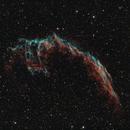 Eastern Veil Nebula - June 27, 2021,                                Jordan Martin