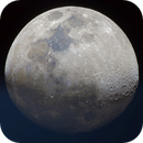 Moon Composite, May 31 and June 3 2020,                                Donnie B.