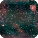 Monkey Head Nebula,                                Nathan Shobe