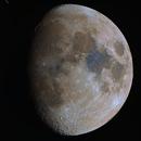Moon at 4000mm,                                Todd