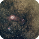 M8 and M20 Widefield,                                Ray Heinle