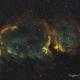 IC1848 :Soul Nebula,                                Serge P.