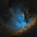 NGC 281 - Pacman Nebula in Cassiopeia,                                Elisabeth Milne