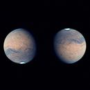 Mars 28 Aug 2020 - 4 min stack,                                Seb Lukas
