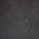 Sadr Region in Cygnus,                                Garrett Burud