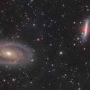 M81 and M82,                                Adam Cseh