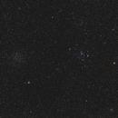 Messier 46 and 47,                                Jörg Möllmann